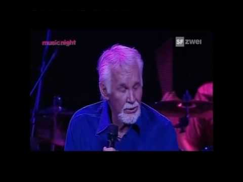 Kenny Rogers - Through The Years & You Decorated My Life LIVE