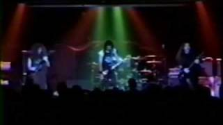 RARE ANVIL LIVE AUSTRIA '96 FIVE KNUCKLE SHUFFLE & FUCK OFF I'M TRYING TO SLEEP