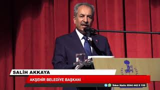 Akşehir'e 22 koridor kitaplık