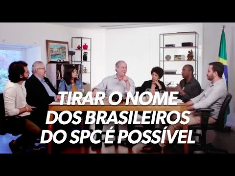 É possível tirar o nome dos brasileiros do SPC