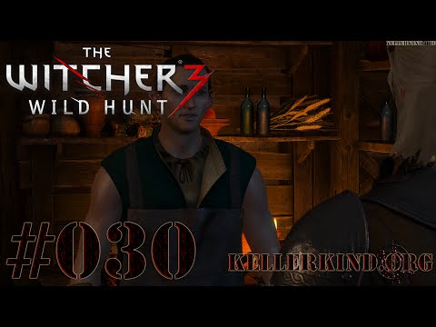 The Witcher 3 [HD|60FPS] #030 Rittersporn und Hattori der Knödelmeister ★ Let's Play The Witcher 3