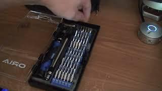 ORIA Precision Screwdriver Set 60 in 1 Review