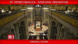 St. Peter's Basilica - Episcopal Ordination 2019-05-13