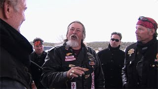Hell's Angels Call out Fake MC Patch!