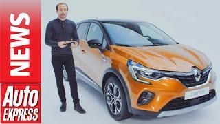 Renault Captur 2019 - dabar