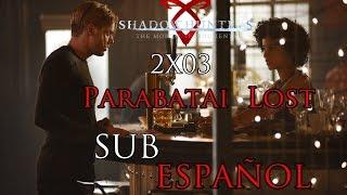 Shadowhunters 2x03 Promo ESPAÑOL   Parabatai Perdido