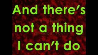Alan Jackson Right Where I Want You Lyrics
