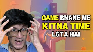 How Much Time Does It Take To Develop A Game   Explained In Hindi