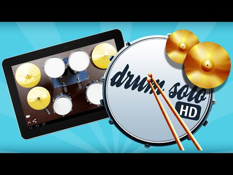 Video of Drum Solo HD (Ad free)