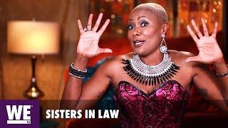 Sisters in Law | Jolanda on Mike Brown & the FBI | WE tv