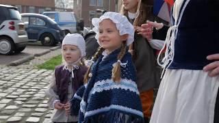 Geuzenkinderen en Vaandeldragers op de Prince Admirael