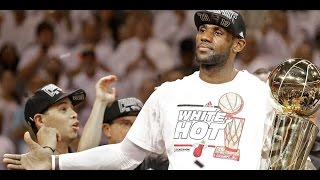 LeBron James: Greatest Playoff Moments (edited re-upload)
