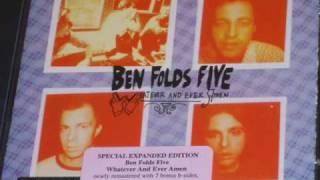 "Ben Folds Five - ""Video Killed The Radio Star"""