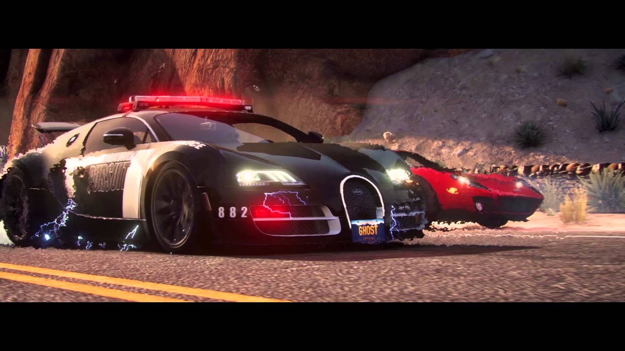 Here's A Need For Speed Trailer That Doesn't Star Jesse Pinkman