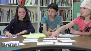 Can your 5th grader get organized to write an essay? - Milestones from GreatSchools