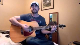 Hell on the Heart - Eric Church (Acoustic cover by Chris Goodwin)