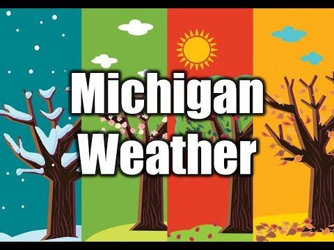 Today's Michigan Weather Forecast