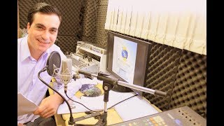 Demonstração Voz Locutor Cleiton Basso Nas Melhores Rádios Do Brasil