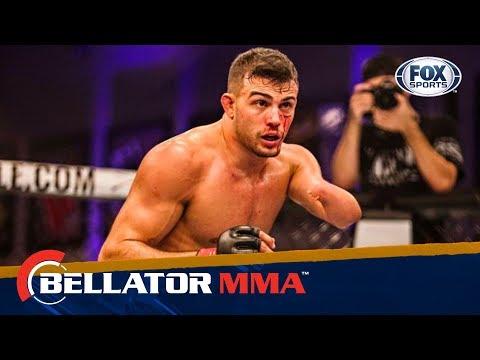 FAIXA-PRETA DA SUPERAÇÃO! Com má formação congênita, Nick Newell estreia no Bellator