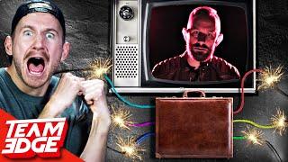 Stop the Burning Fuse Challenge! | Matthias Returns!!