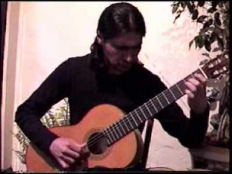 Preludio en E  de Manuel M. Ponce