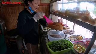 ลุยเดี่ยว Vietnam EP61:กินข้าวจี่เวียดนาม ที่ Que Phong  ออกเดินทางไปเมือง Quy Chau แขวงเหงะอาน