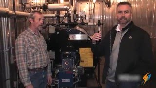 Weekly Boiler Maintenance - Boiling Point
