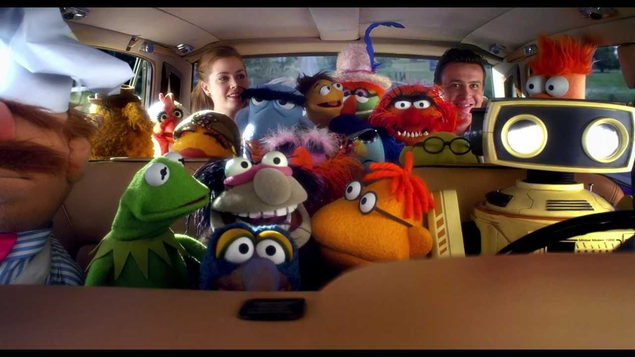 Finally! A Legit Muppet Movie Trailer