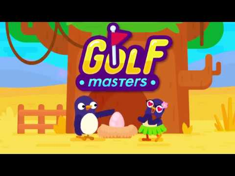 Golfmasters - Fun Golf Game wideo