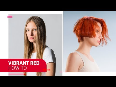 How To Create Your Most Vibrant Red Yet with Koleston Perfect | Wella Professionals