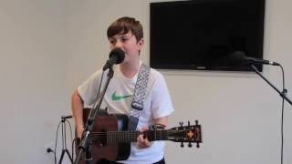 Im a Mess - Ed Sheeran - Loop Pedal cover by Ben age 10
