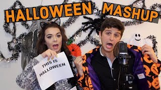 Singing 20 SPOOKY Songs to ONE BEAT!