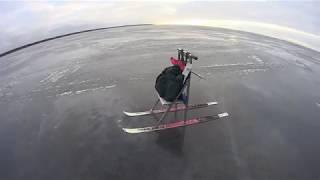 Финские сани для рыбалки разборные своими руками