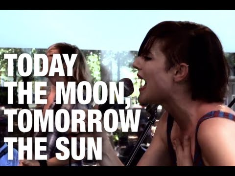 "Today the Moon, Tomorrow the Sun ""Old Monster"" 