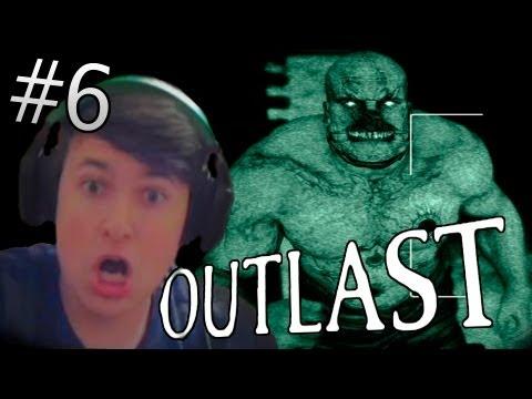 СТРАШНЫЙ КАНАЛИЗАЦИОННЫЙ МОНСТР! [Outlast #6]