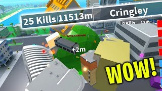 HOW TO BE BIGGEST BOULDER IN THE SERVER (Roblox Boulder Simulator)
