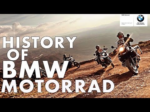 BMW Motorcycles - History