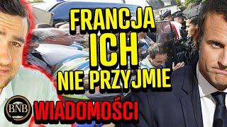 Macron NIE WYTRZYMAŁ! Francja NIE CHCE takiej Unii Europejskiej | WIADOMOŚCI