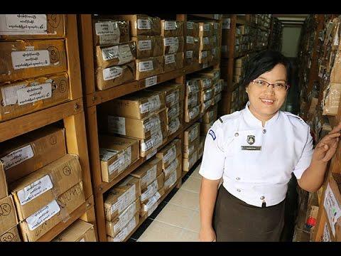 Census Movie 1: Storage of the Census data