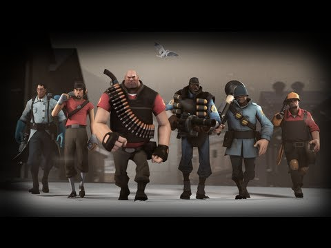 Team Fortress 2 Now Has A Third Team: Robots. Also, Co-op!