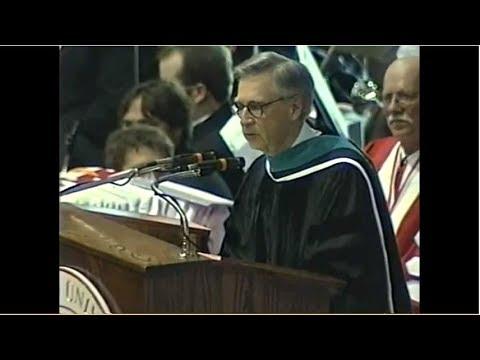 Edinboro University Commencement 1998