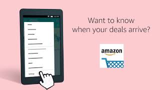 Want to know when your Prime Day deals arrive?