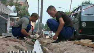 preview picture of video 'Фильм о городе Гусеве/ Film about Gusev(Gumbinnen)'