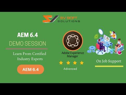 AEM Training Tutorial for Beginners   AEM Developer Training ...