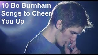 10 Bo Burnham Songs To Cheer You Up