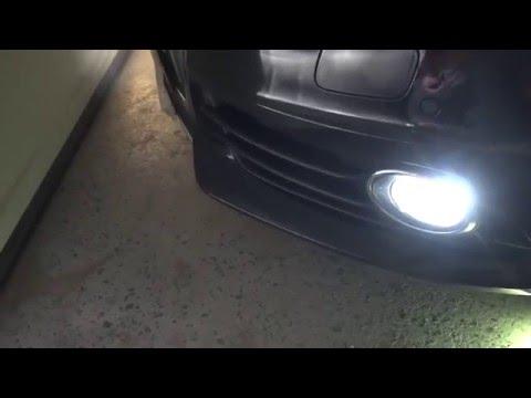 Audi A4/S4 B8 8K - Einbauanleitung Nebelscheinwerfer - Lampen Tauschen