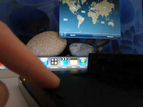 Video: Kind Of Looks Like The Apple Tablet OS To Me