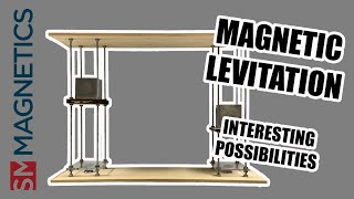 Magnetic Levitation - Interesting Possibilities