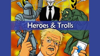 "Heroes & Trolls (Parody of ""Allstar"" by Smash Mouth) ~ Rucka Rucka Ali"