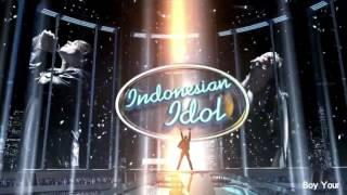 Indonesian idol Steel Heart - Angel Eyes